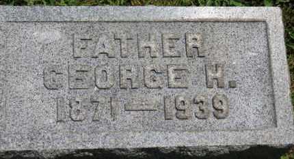 MACK, GEORGE H. - Medina County, Ohio | GEORGE H. MACK - Ohio Gravestone Photos