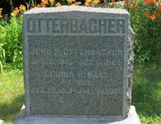 BARTH OTTERBACHER, REGINA H. - Medina County, Ohio   REGINA H. BARTH OTTERBACHER - Ohio Gravestone Photos