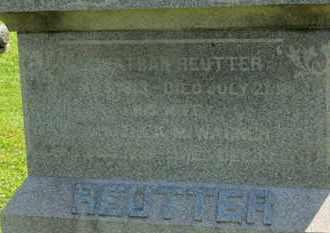 REUTTER, DOROTHEA M. - Medina County, Ohio   DOROTHEA M. REUTTER - Ohio Gravestone Photos