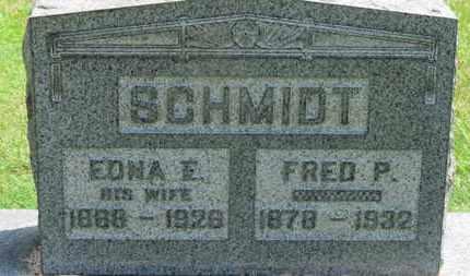 SCHMIDT, EDNA E. - Medina County, Ohio   EDNA E. SCHMIDT - Ohio Gravestone Photos