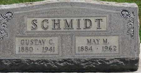 SCHMIDT, GUSTAV C. - Medina County, Ohio   GUSTAV C. SCHMIDT - Ohio Gravestone Photos