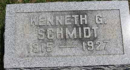 SCHMIDT, KENNETH G. - Medina County, Ohio   KENNETH G. SCHMIDT - Ohio Gravestone Photos