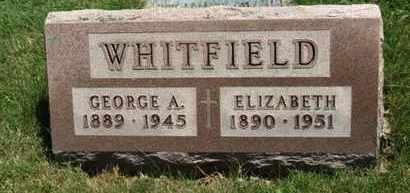WHITFIELD, ELIZABETH - Medina County, Ohio | ELIZABETH WHITFIELD - Ohio Gravestone Photos