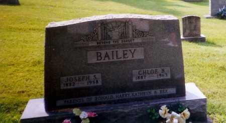 BAILEY, JOSEPH S. - Meigs County, Ohio   JOSEPH S. BAILEY - Ohio Gravestone Photos