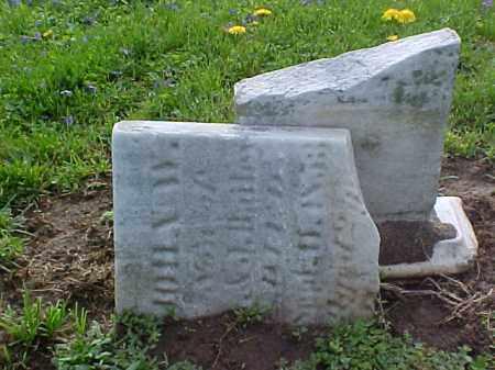 BAILEY, JOHN W. - Meigs County, Ohio | JOHN W. BAILEY - Ohio Gravestone Photos