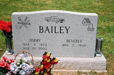 BAILEY, BEVERLY - Meigs County, Ohio | BEVERLY BAILEY - Ohio Gravestone Photos