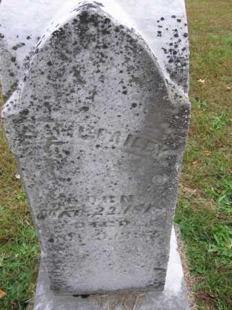 BAILEY, SAMUEL - Meigs County, Ohio | SAMUEL BAILEY - Ohio Gravestone Photos