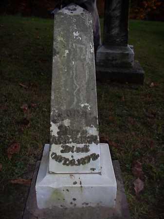 CARL, CLORA - Meigs County, Ohio | CLORA CARL - Ohio Gravestone Photos