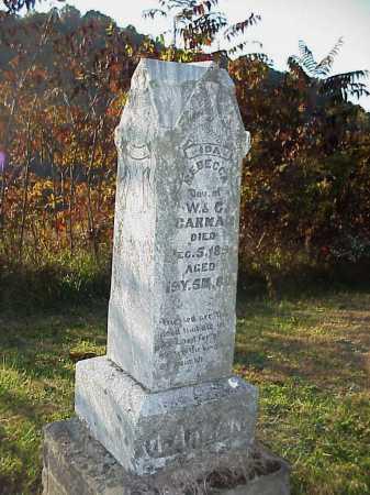 CARMAN, IDA REBECCA - Meigs County, Ohio | IDA REBECCA CARMAN - Ohio Gravestone Photos