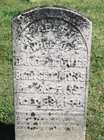 CHEVALIER, ELIZABETH - Meigs County, Ohio   ELIZABETH CHEVALIER - Ohio Gravestone Photos