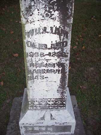 CLELAND, WILLIAM - Meigs County, Ohio | WILLIAM CLELAND - Ohio Gravestone Photos