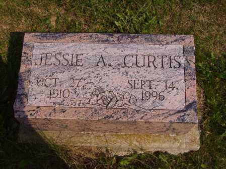 SMITH CURTIS, JESSIE A. - Meigs County, Ohio | JESSIE A. SMITH CURTIS - Ohio Gravestone Photos