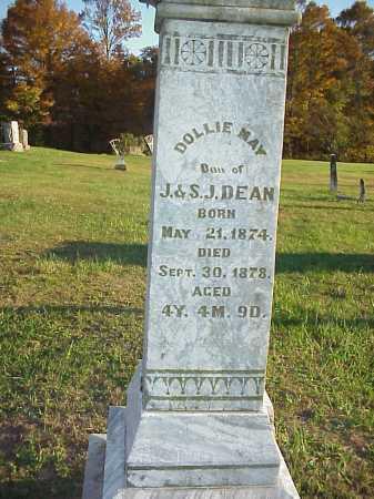 DEAN, DOLLIE MAY - Meigs County, Ohio   DOLLIE MAY DEAN - Ohio Gravestone Photos