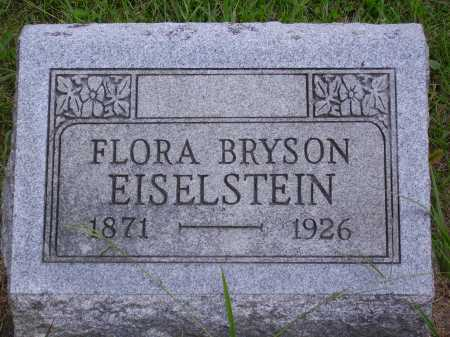 EISELSTEIN, FLORA - Meigs County, Ohio | FLORA EISELSTEIN - Ohio Gravestone Photos