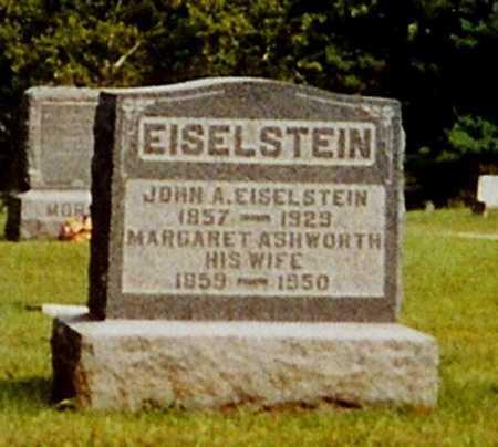 EISELSTEIN, JOHN E. - Meigs County, Ohio | JOHN E. EISELSTEIN - Ohio Gravestone Photos