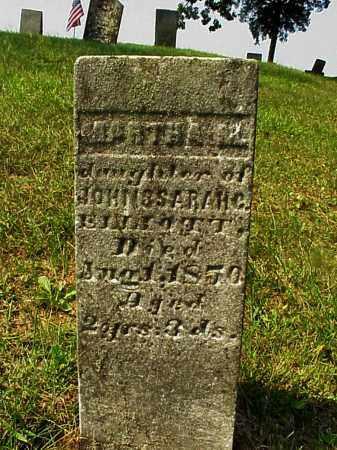 ELLIOTT, MATHA ? - Meigs County, Ohio   MATHA ? ELLIOTT - Ohio Gravestone Photos
