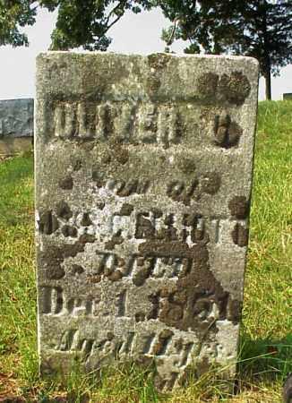 ELLIOTT, OLIVER C. - Meigs County, Ohio   OLIVER C. ELLIOTT - Ohio Gravestone Photos