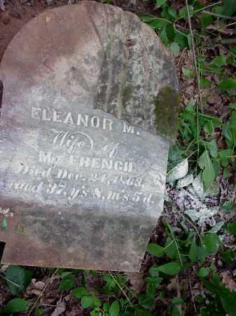 FRENCH, ELEANOR M. - Meigs County, Ohio   ELEANOR M. FRENCH - Ohio Gravestone Photos