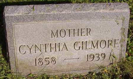 GILMORE, CYNTHIA - Meigs County, Ohio | CYNTHIA GILMORE - Ohio Gravestone Photos