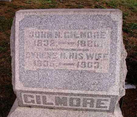 GILMORE, CYRENE H. - Meigs County, Ohio | CYRENE H. GILMORE - Ohio Gravestone Photos