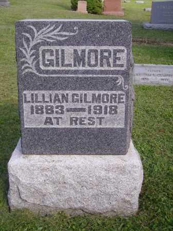 GILMORE, LILLIAN - Meigs County, Ohio | LILLIAN GILMORE - Ohio Gravestone Photos