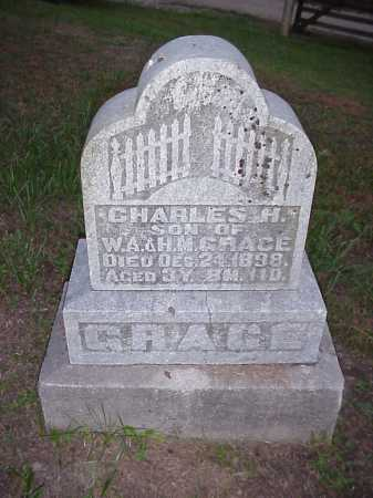 GRACE, CHARLES H. - Meigs County, Ohio | CHARLES H. GRACE - Ohio Gravestone Photos