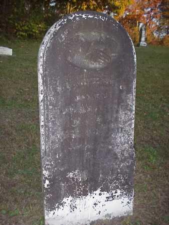 GREENLER, C. [CHRISTOPHER] G. - Meigs County, Ohio | C. [CHRISTOPHER] G. GREENLER - Ohio Gravestone Photos
