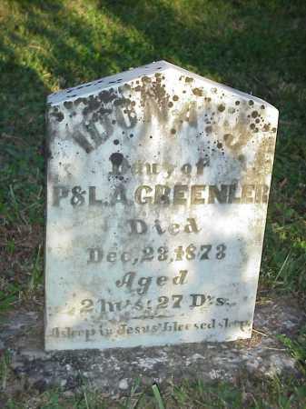 GREENLER, IDONA J. - Meigs County, Ohio   IDONA J. GREENLER - Ohio Gravestone Photos