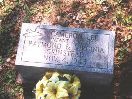 GRINSTEAD, CAMERON LEE - Meigs County, Ohio | CAMERON LEE GRINSTEAD - Ohio Gravestone Photos