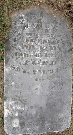 HALSEY, NANCY- OVERALL VIEW - Meigs County, Ohio | NANCY- OVERALL VIEW HALSEY - Ohio Gravestone Photos