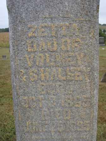 "HALSEY, ROZETTA ""ZETTA"" - Meigs County, Ohio   ROZETTA ""ZETTA"" HALSEY - Ohio Gravestone Photos"