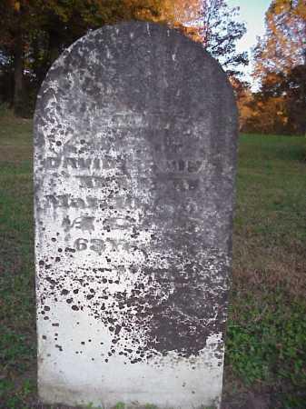 HORNER HANING, JEMINA - Meigs County, Ohio   JEMINA HORNER HANING - Ohio Gravestone Photos