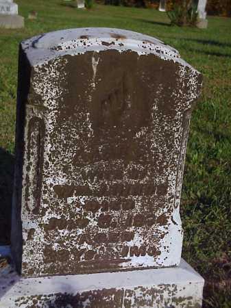 HINDS, MARY - Meigs County, Ohio   MARY HINDS - Ohio Gravestone Photos