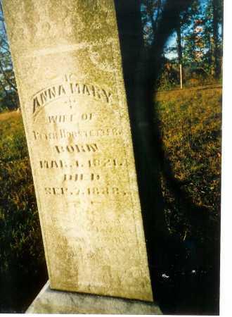 HOBSTETTER, ANNA MARY - Meigs County, Ohio | ANNA MARY HOBSTETTER - Ohio Gravestone Photos