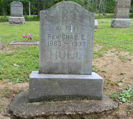 HULL, CHARLES E. - Meigs County, Ohio   CHARLES E. HULL - Ohio Gravestone Photos