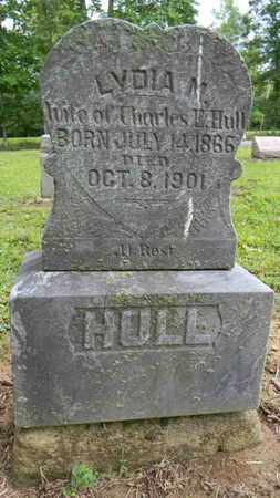 HULL, LYDIA - Meigs County, Ohio   LYDIA HULL - Ohio Gravestone Photos