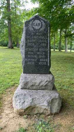 HULL, SILAS - Meigs County, Ohio | SILAS HULL - Ohio Gravestone Photos