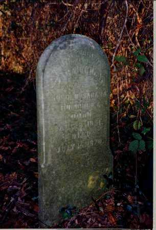 HUMPHREY, SARAH LUCY - Meigs County, Ohio | SARAH LUCY HUMPHREY - Ohio Gravestone Photos