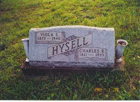 HYSELL, VIOLA S. - Meigs County, Ohio   VIOLA S. HYSELL - Ohio Gravestone Photos