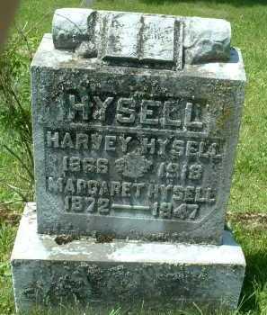HYSELL, HARVEY - Meigs County, Ohio   HARVEY HYSELL - Ohio Gravestone Photos