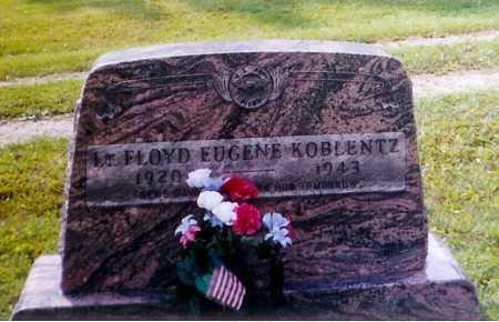 KOBLENTZ, FLOYD EUGENE - Meigs County, Ohio | FLOYD EUGENE KOBLENTZ - Ohio Gravestone Photos