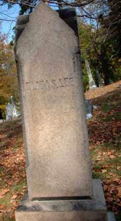 LEE, ELIZA S. - Meigs County, Ohio   ELIZA S. LEE - Ohio Gravestone Photos