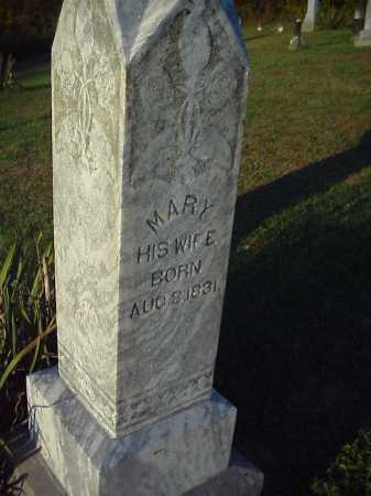 ABBOTT MAYHUGH, MARY - Meigs County, Ohio   MARY ABBOTT MAYHUGH - Ohio Gravestone Photos