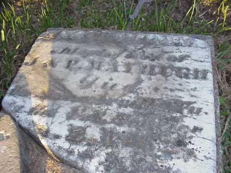MAYHUGH, UNREADABLE - Meigs County, Ohio   UNREADABLE MAYHUGH - Ohio Gravestone Photos