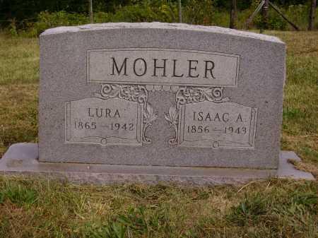 MOHLER, ISAAC ARTHELLO - Meigs County, Ohio | ISAAC ARTHELLO MOHLER - Ohio Gravestone Photos