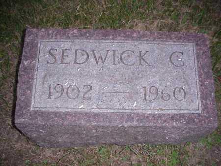 MOHLER, SEDWICK C. - Meigs County, Ohio | SEDWICK C. MOHLER - Ohio Gravestone Photos