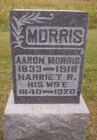 MORRIS, AARON - Meigs County, Ohio | AARON MORRIS - Ohio Gravestone Photos