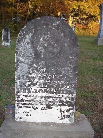 MORRIS, BROHELIA G. - Meigs County, Ohio | BROHELIA G. MORRIS - Ohio Gravestone Photos