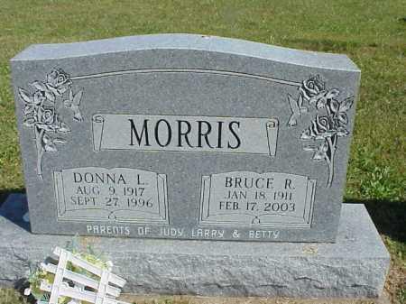 MORRIS, BRUCE R. - Meigs County, Ohio | BRUCE R. MORRIS - Ohio Gravestone Photos