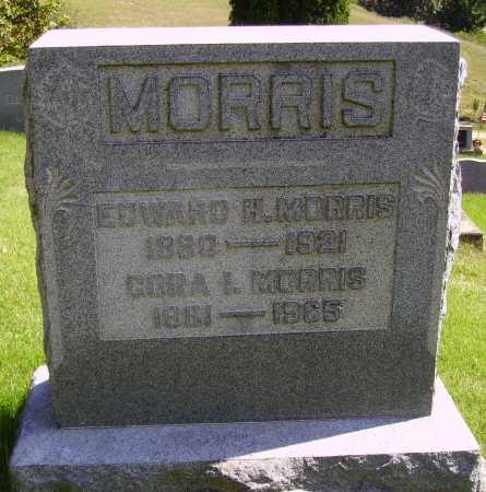 MORRIS, EDWARD H. - Meigs County, Ohio   EDWARD H. MORRIS - Ohio Gravestone Photos